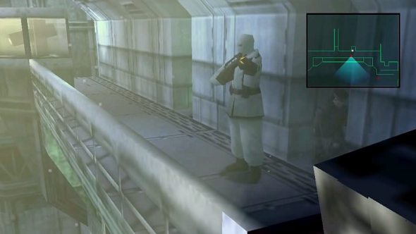 You can now run the original Metal Gear Solid on your modern PC