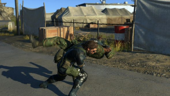 Metal Gear Solid 5: Ground Zeroes system requirements