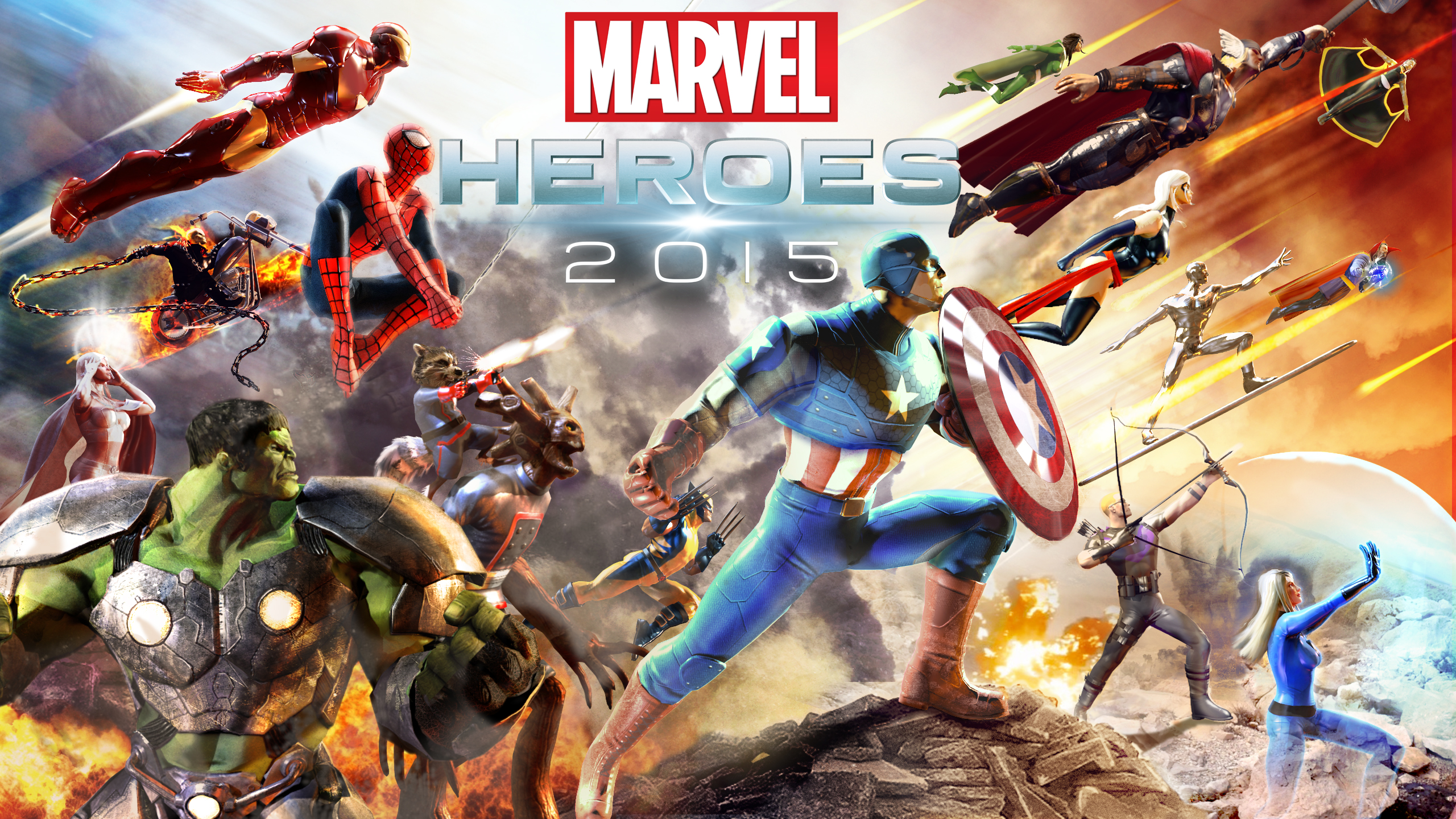 Marvel Heroes 2016 coming this fall, big changes inbound