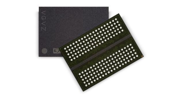 Micron GDDR5X memory