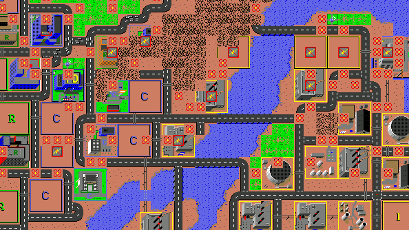 MicropolisJS lets you play the original SimCity in your browser