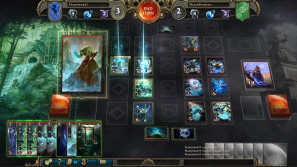 Duel of Champions: the CCG of cha- yeah, you know.