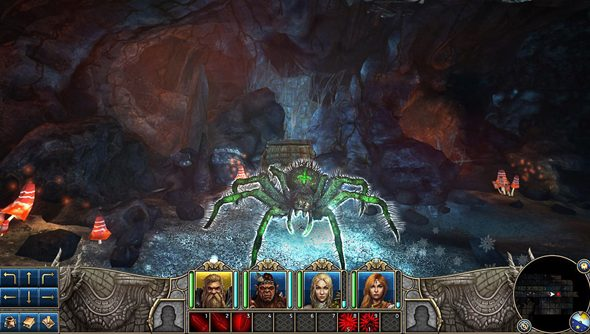 Might & Magic X: Legacy will be released in exactly a month.