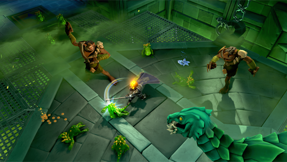 Mighty Quest is the only RPG to emerge from Ubisoft Montreal to date.