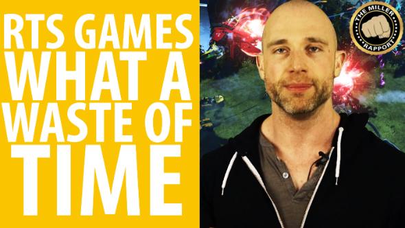 Simon Miller hates RTS