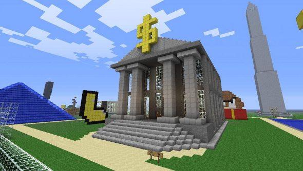 Minecraft EULA