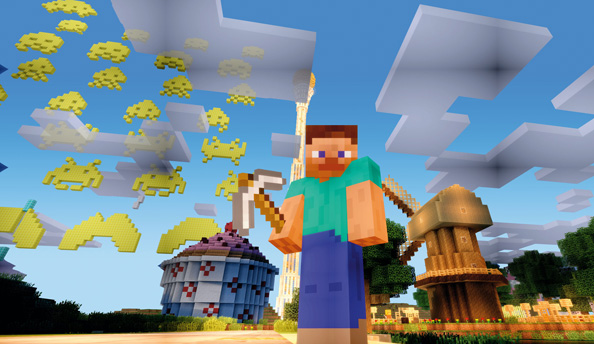 Minecraft has passed 11 million sales on PC, Mac and Linux