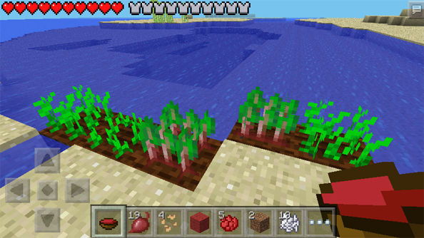 The day Minecraft got beet: will Mojang's new vegetable come to the PC?