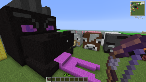 Minecraft 1.8.1 will improve stability, make the ender dragon killable again