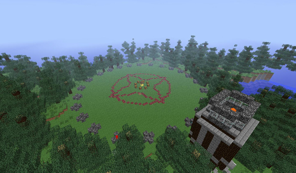 Minecraft snapshot 14w07a introduces team objectives and hidden nametags for multiplayer