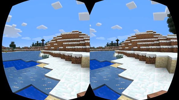 "Mojang's cancelled Minecraft for the Oculus Rift was free and ""designed to promote VR"""