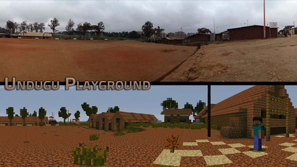 UN Block by Block project uses Minecraft; lets youth design improvements for their neighbourhood