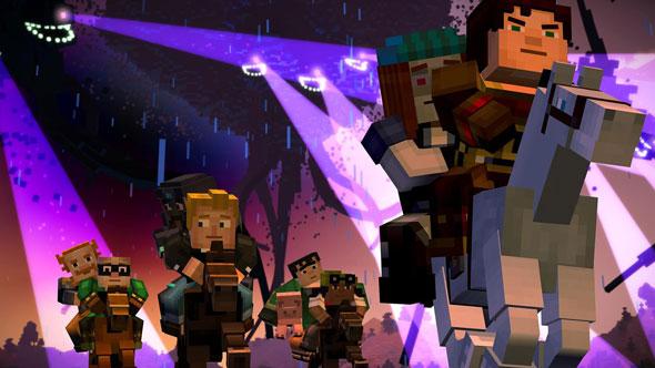 """Amazon App Store Minecraft: Story Mode"""