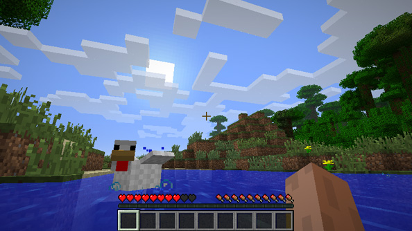 Notch refuses to certify Minecraft for Windows 8, goes rogue