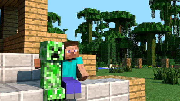 Mojang poke fun at Minecraft player's offensive username