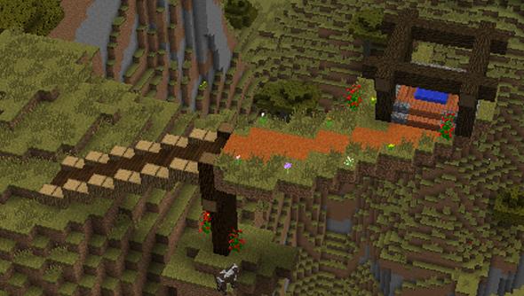 Minecraft 1.7 Mojang