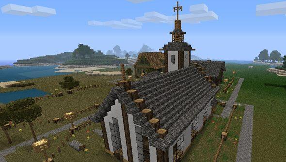 minecraft_church