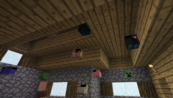Minecraft snapshot 14w03a is all about the bugfixes.