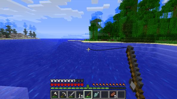 minecraft fishing tips - 870×518