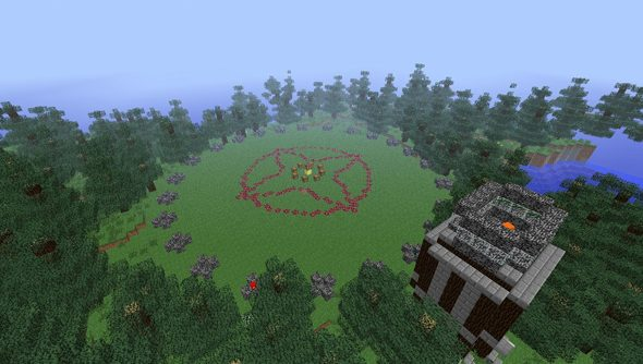 Hunger Games servers in Minecraft are particularly susceptible to pay-to-win systems.