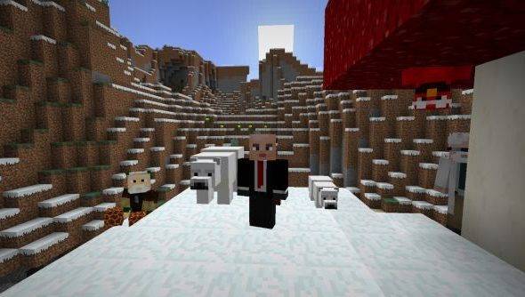 Minecraft Local Multiplayer