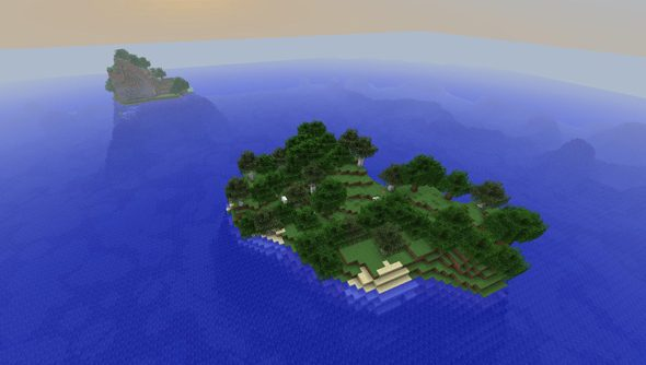 Oceans might be smaller in Minecraft these days, but there is still plenty of space for the new mob to occupy.