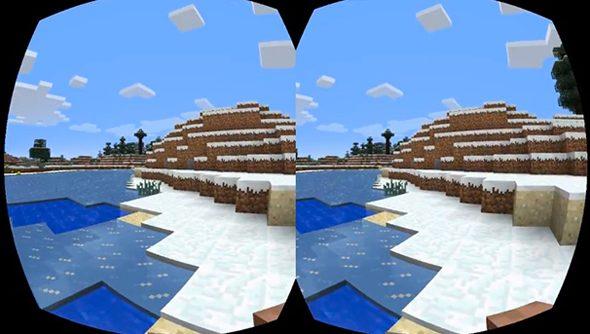 VR mod Minecrift