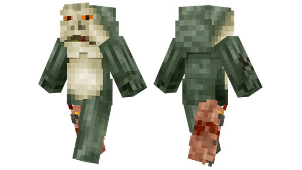 best minecraft skins jabba the hutt