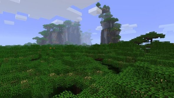 Minecraft chunks will appear a tad faster in the future.
