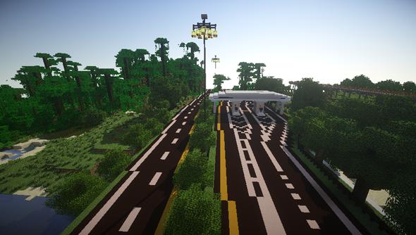 Minecraft: still not free from tolls.
