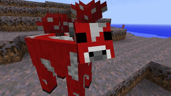 Minecraft 1.8.2 pre-release gets its 5th update, fixing udders and other things