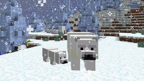 Minecraft update 1.10