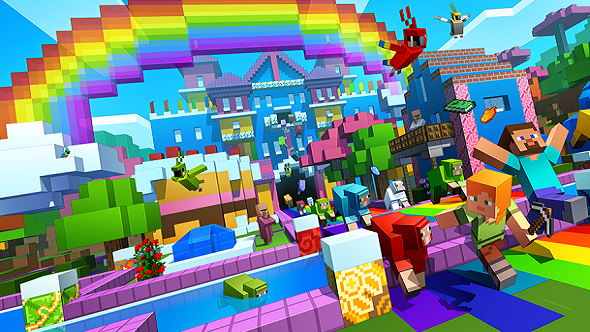 Minecraft World of Color