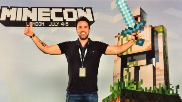 Minecraft movie gets (a new) director