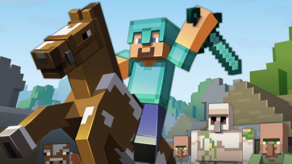 Microcraft: Microsoft might be trying to buy Mojang