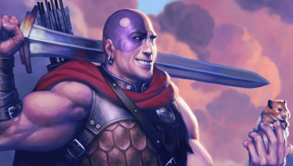 Neverwinter is getting a visit from Minsc and Boo | PCGamesN