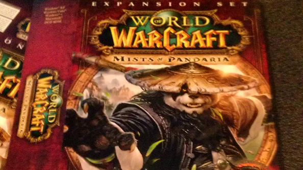 World of Warcraft: Mists of Pandaria official boxart revealed
