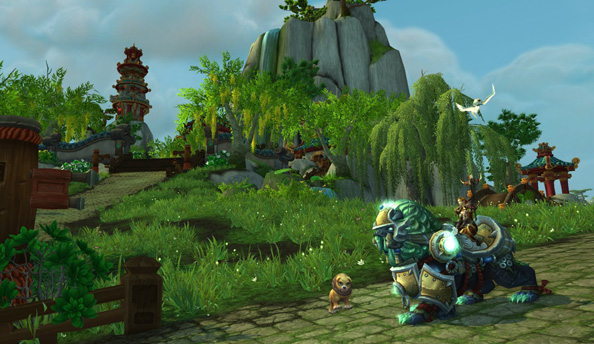 Mists of Pandaria patch 5.1 release scheduled for tomorrow