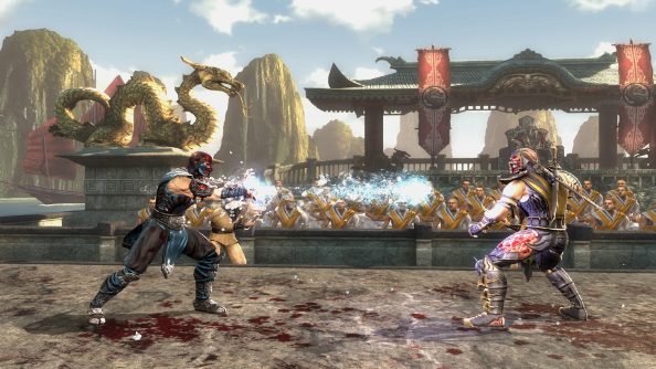 Mortal Kombat Komplete Edition almost as cheap as a punch in the gut after Mortal Kombat X reveal