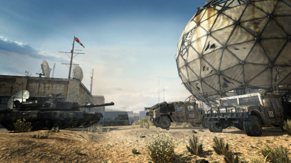 Mad maps: Call of Duty to return to the Dome in Ghosts DLC, leak suggests