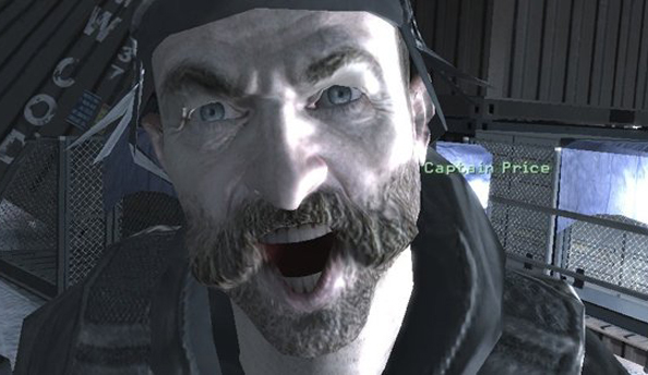 "Modern Warfare 4 revealed by Captain Price [UPDATE: ""It's not true"", say Infinity Ward]"