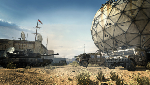 Mad Maps Call Of Duty To Return To The Dome In Ghosts Dlc Leak