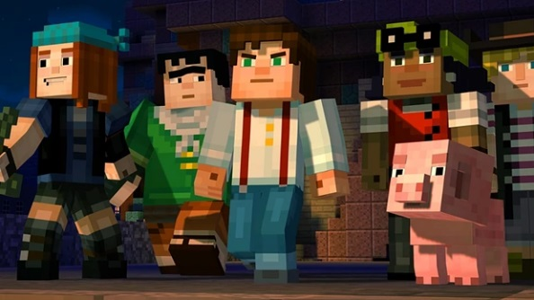 Minecraft Story Mode ep4