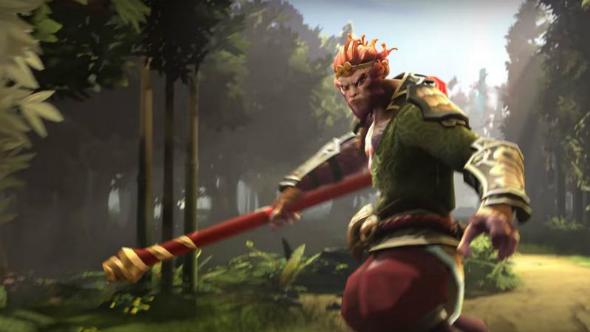 Dota 2's Monkey King release date, abilities and lore – everything we know