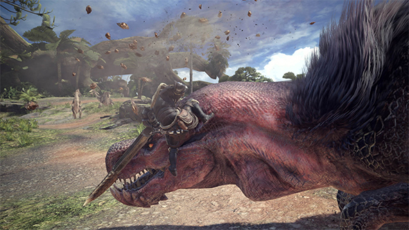 monster hunter world sales numbers