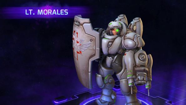 Heroes of the Storm patch loads up the Medic, Artanis and tonnes of changes