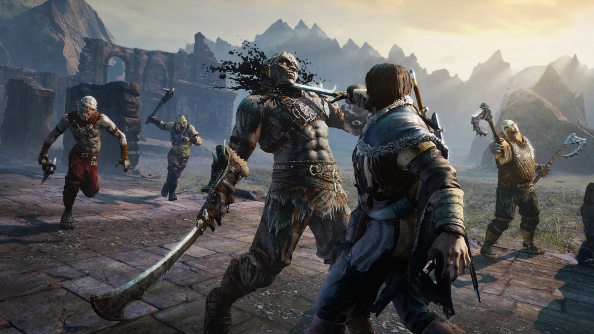 Shadow of Mordor trailer