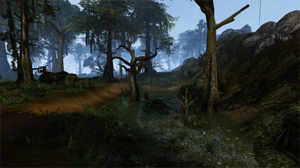 Morrowind Overhaul 3.0 brings together the best Morrowind graphics mods