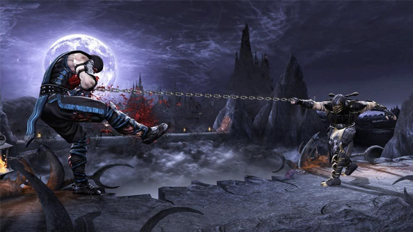 "Mortal Kombat 9 sales on PC have been ""way, way above expectations"""