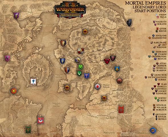 mortal empires campaign map